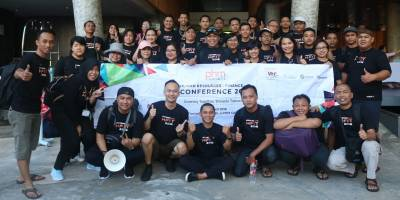 PT.  Supranusa  Sindata  participates  on  PHM  Annual  Leaders  Meeting  2018  Bali