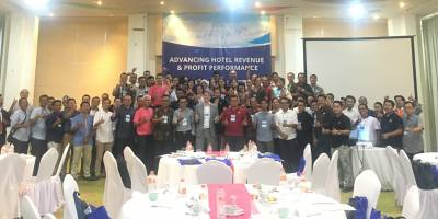 Advancing Hotel Revenue & Profit Performance Workshop  by VHP Software & IDeaS RMS