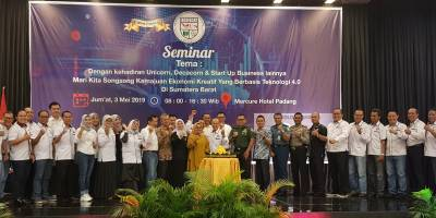 VHP Software Supports IHGMA West Sumatera on it's 1st Anniversary