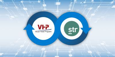 VHP Software Newest Integration with STR Global